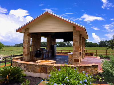 Premium Cabanas and Outdoor Kitchens I San Antonio Pool Builders Kitchens and Cabanas